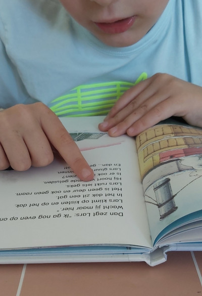 Lezing voor ouders van eerste lezertjes